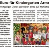 Spende Kindergarten Armstorf